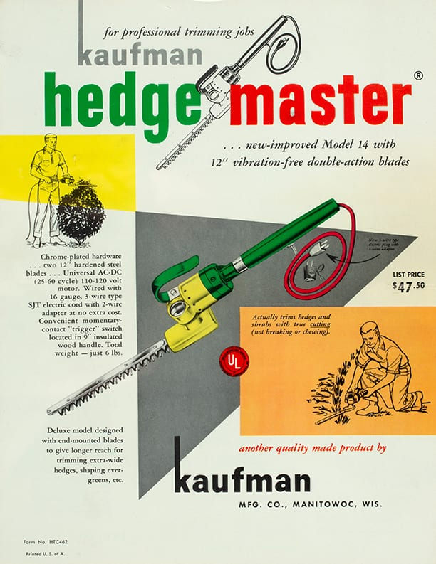 Hedgemaster Brochure