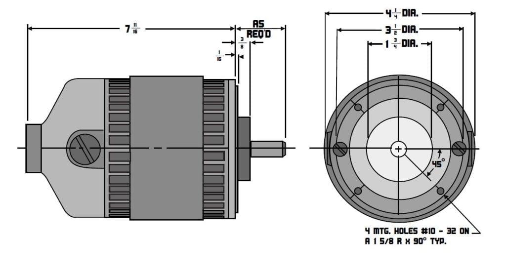 Model 3100 Drawings