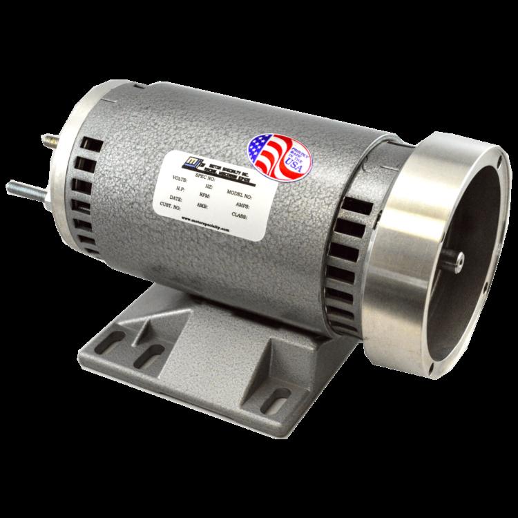 3100 Motor 12 & 180 VDC side