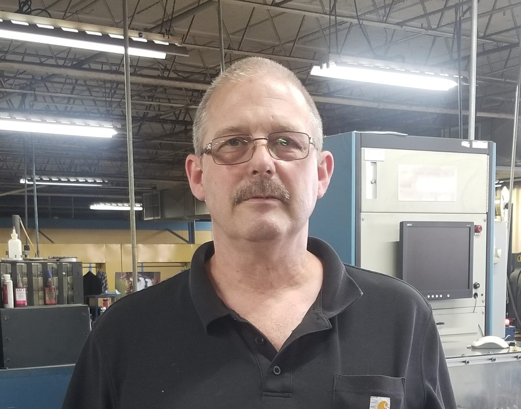 Motor Specialty Inc. Welcomes Dean Geary as Plant Manager