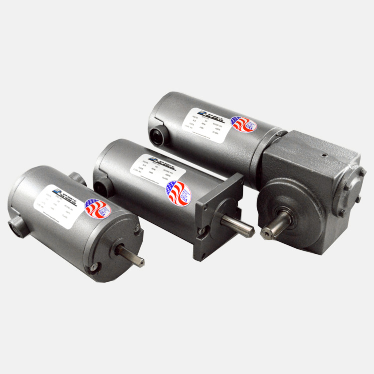 Permanent Magnet Motor Group