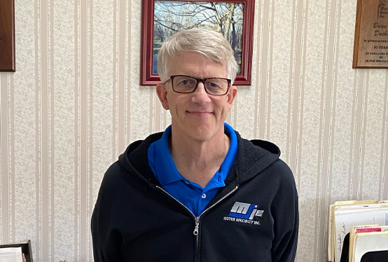 Brian Duchac, Vice President of Engineering